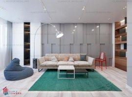 Apartament cu 2 camere, decomandat, 62 mp, Tudor Vladimirescu