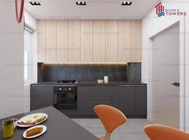 Apartament 2 camere, decomandat, 2 balcoane, bloc nou, Tudor