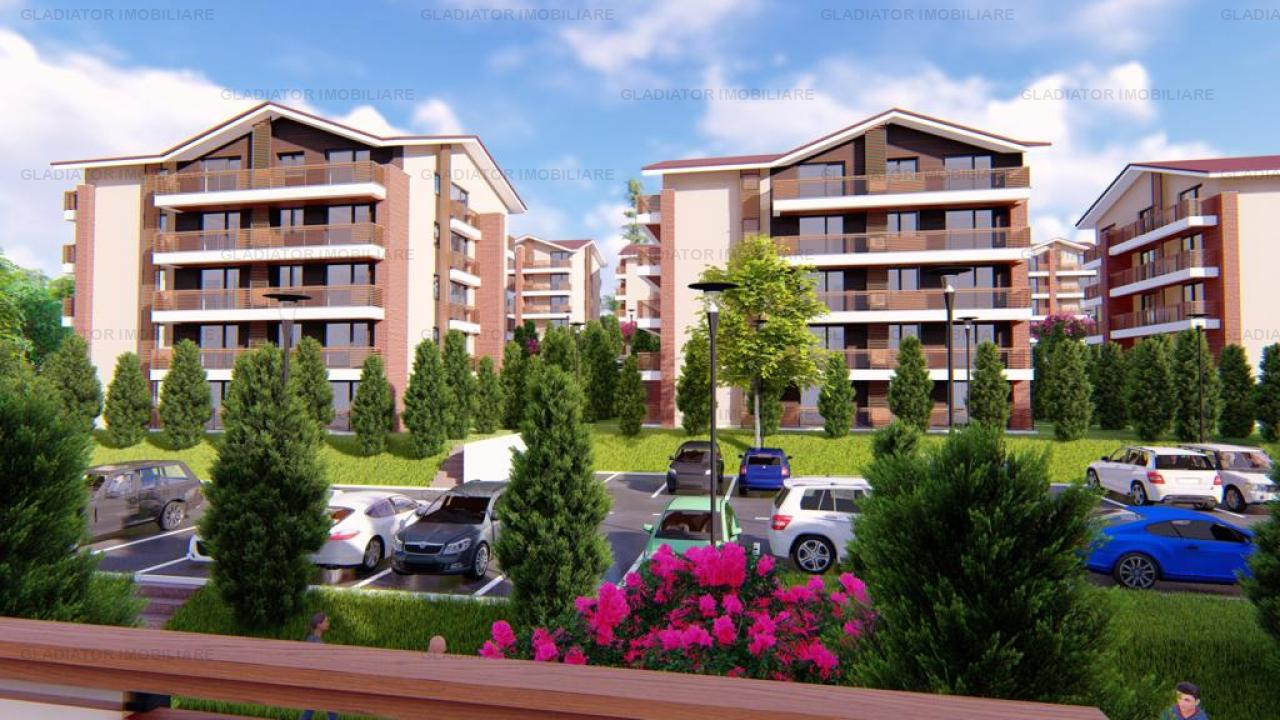 Apartament o camera Bucium, tip 2A, 32 mp, comision 0%