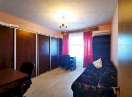 Unic in Pacurari! 2 camere, 2 balcoane, etaj 2 din 4, bloc pe cadre