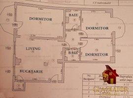 Apartament 4 camere, Pacurari, la bulevard