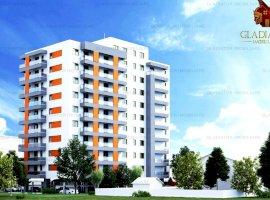 Apartament 2 camere bloc NOU nicolina