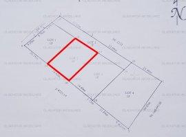 Teren intravilan, Chicerea, ideal pentru construit
