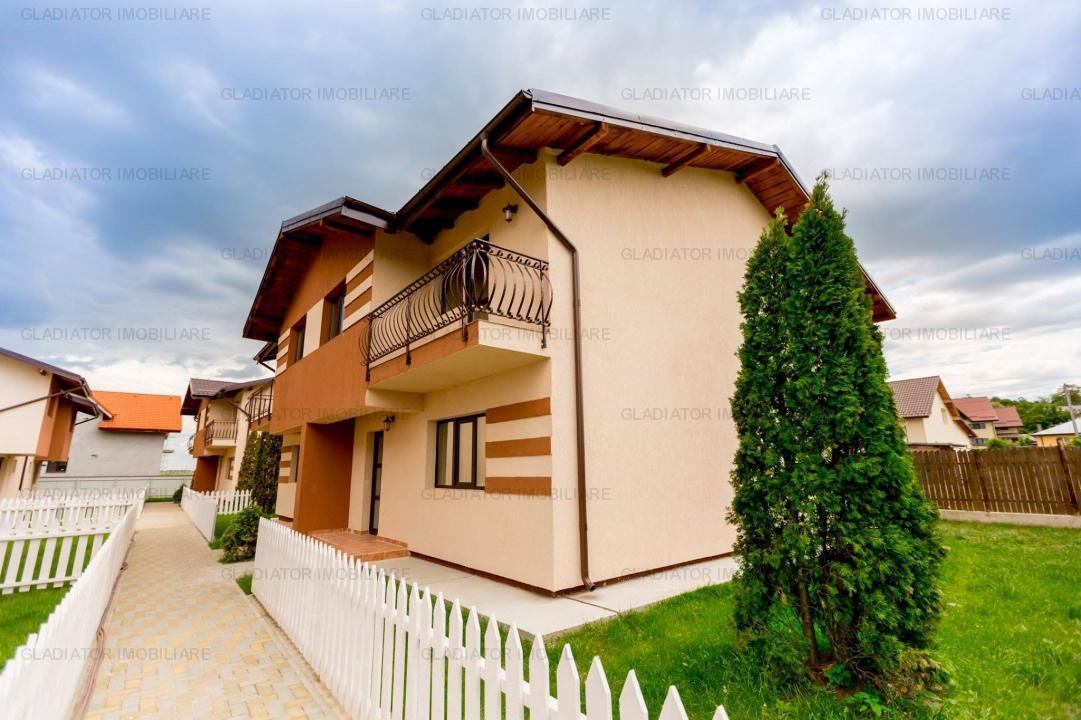 Uricani Residence - casa tip duplex, 105 mp utili, aproape de oras