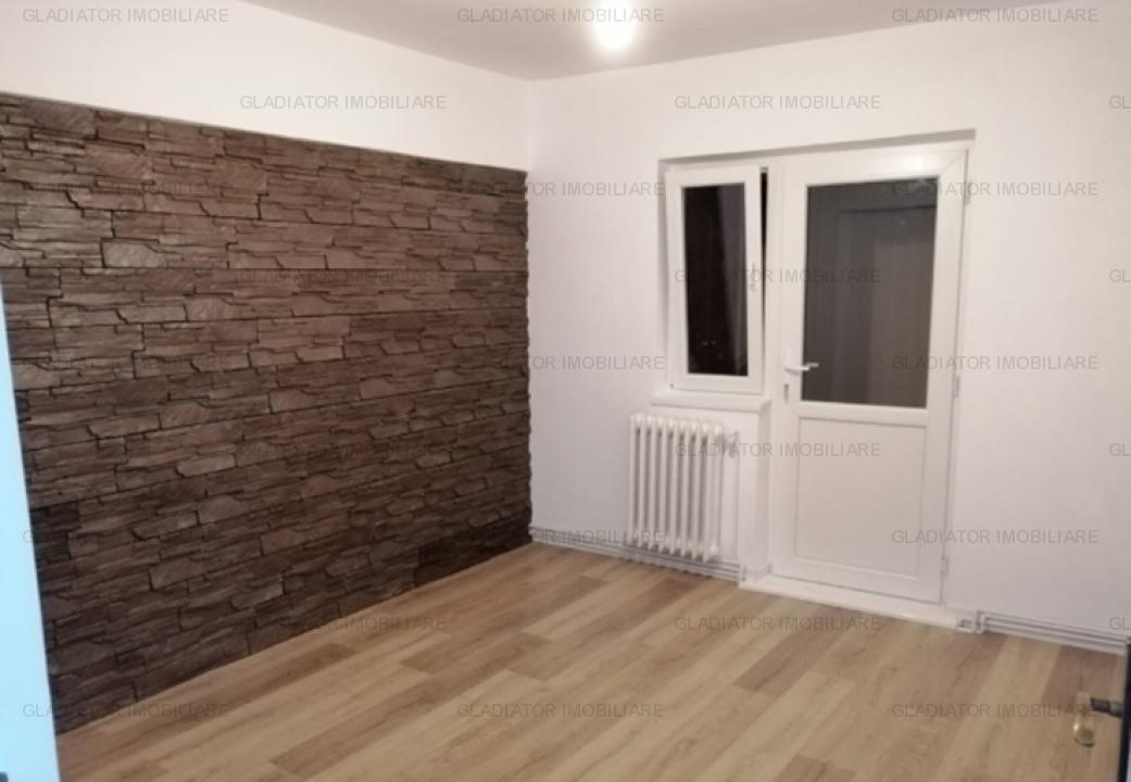 Apartament 3 camere, et intermediar, la bulevard, zona Dacia