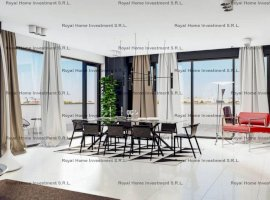 Penthouse Impecabil | 4 Camere | Ultra Finisat | Vedere Lac | Zona Floreasca