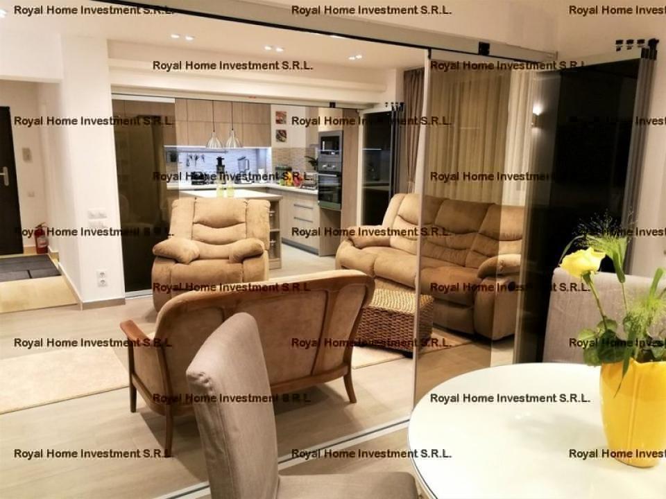 Apartament Inteligent | 5 Camere | Ultra Finisat | Garaj | Zona Universitate