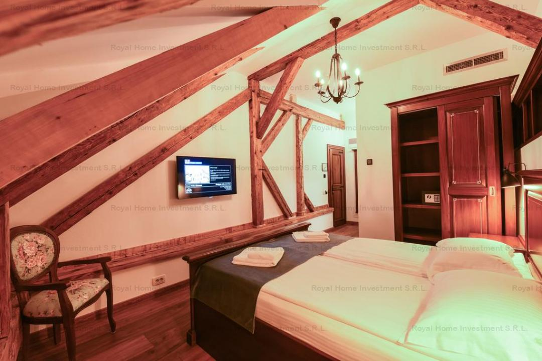 Business Hotel   High Tech Facilities   15 Rooms   1679   Brasov
