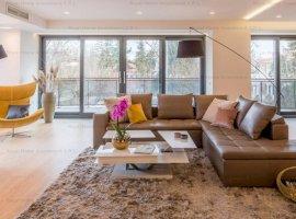Apartament Impecabil   Primaverii   4 Camere   Parcare Subterana