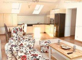 NOU   Apartament Impecabil in Vila   Curte Privata   3 Camere   Zona Otopeni