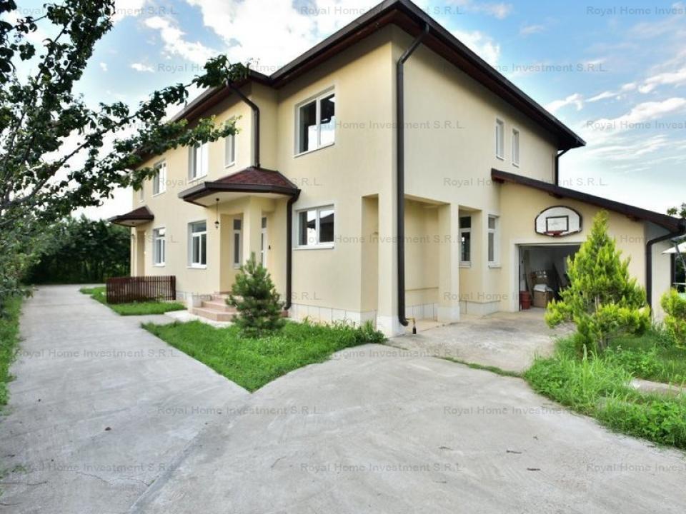 NOU | Casa Impecabila | 6 Camere | Zona Saftica