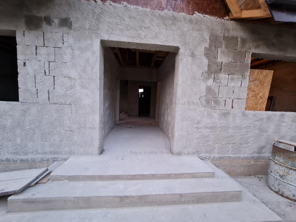 NOU   Casa Impecabila   4 Camere   Zona Balotesti