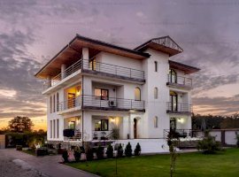 NOU | Casa Impecabila | 14 Camere | Zona Gulia-Mogosoaia