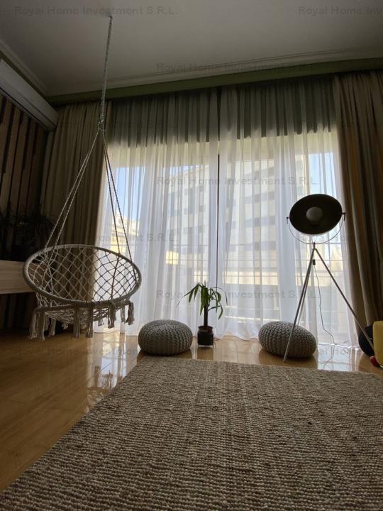NOU | Gradina Icoanei | 4 Camere | 2 Balcoane
