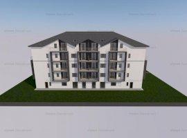 Apartament 2cam bloc nou Sos.Giurgiului 55mp 55000 euro