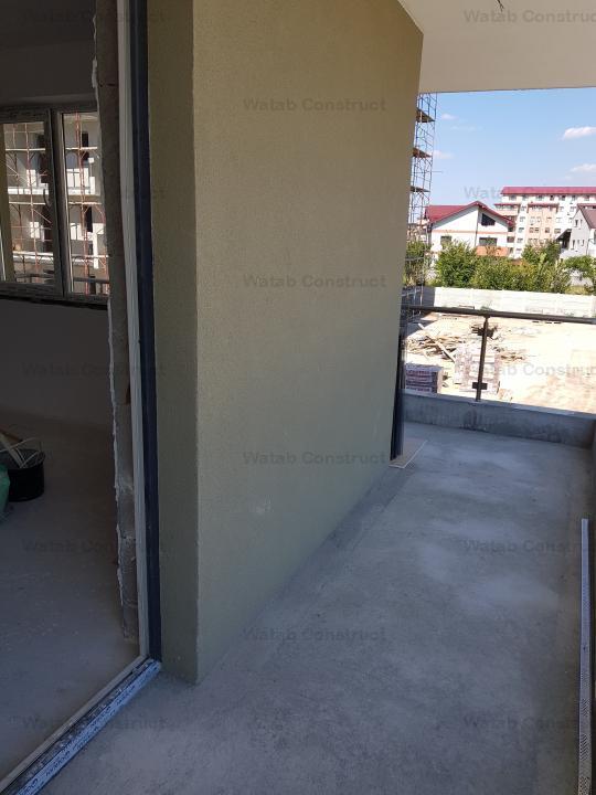 Apartament 2 cam 56mp/utili +2 balcoane {16mp} Prelungirea Ghencea 56000 euro