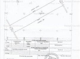 teren in zona  industriala P3 Logistic Parc / Domnesti