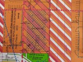 Teren  construtii industrial/comercial intravilan  Giarmata-Vii