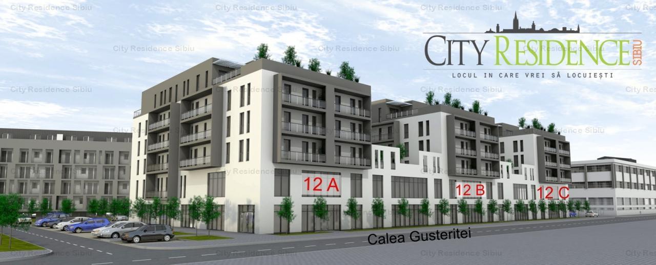 Apartament 2 camere   Model Tip 6   51.14 mp + balcon   12 C