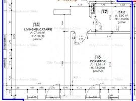 Apartament 2 camere | Ultimul disponibil | Etaj 2 - nivel 3 | 49.53 u + balcon