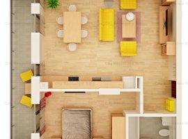 Apartament 2 camere | In constructie | 49 mp