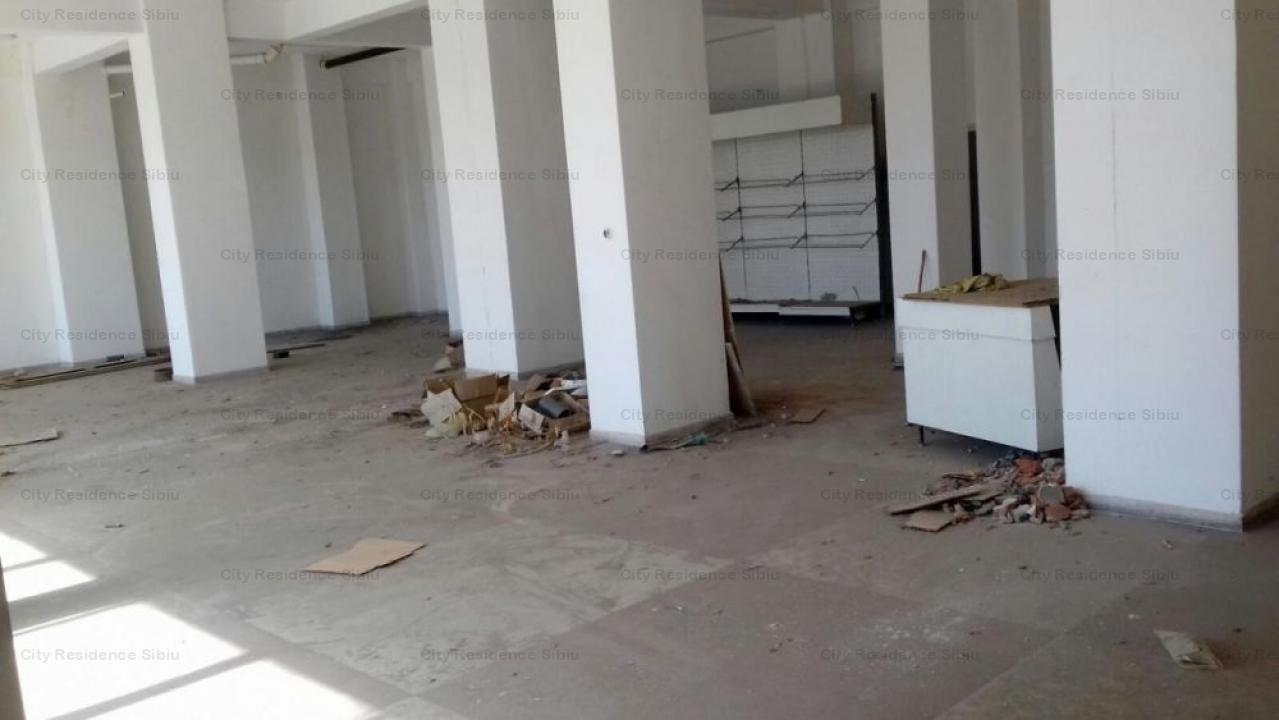 Spatiu comercial de inchiriat, magazin, str. Dupa Zid, Medias