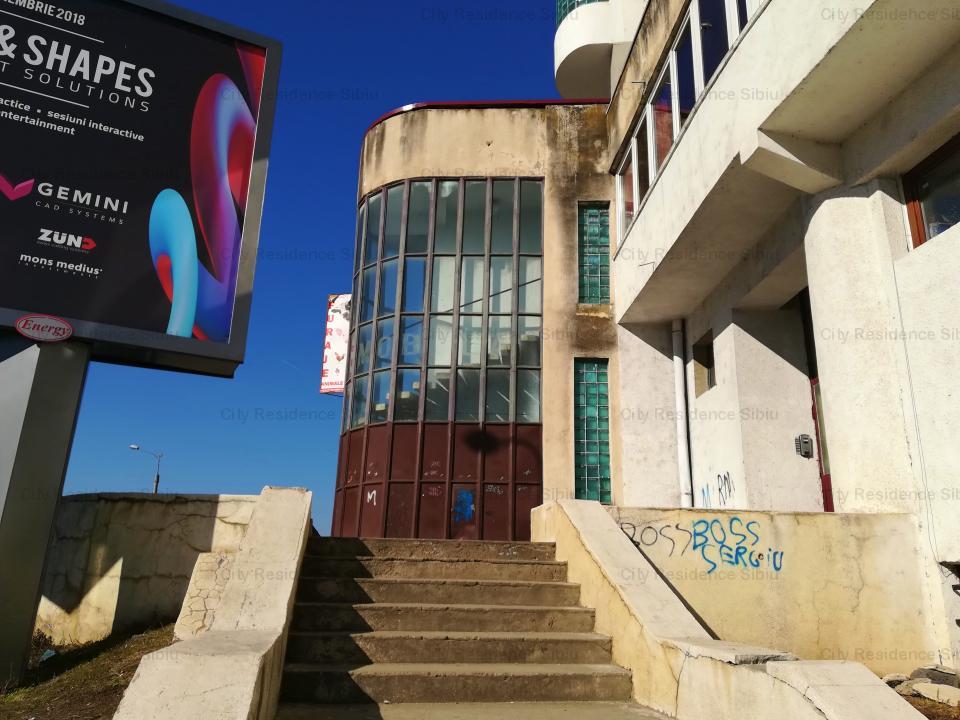 Spatiu comercial de inchiriat Alba Iulia - Cl. Turnisorului