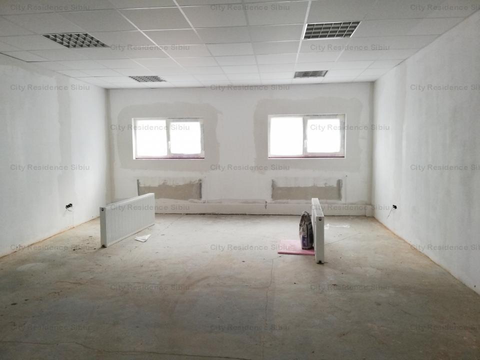 Spatiu birouri - 650 mp - str. Johann Sebastian Bach - central