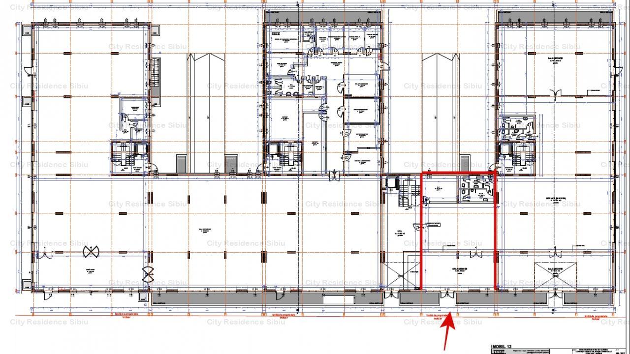 Spatiu comercial / birouri - Calea Gusteritei - 150 mp