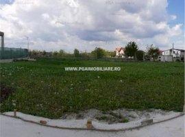 Vanzare teren constructii 1000mp, Ultracentral, Popesti-Leordeni