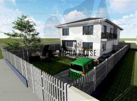 Casa tip duplex in Selimbar, zona Triajului COMISION 0 %