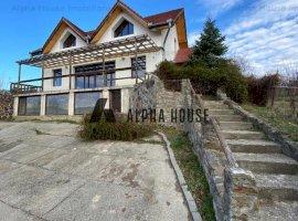 Casa cu teren 1200 mp in Cisnadioara