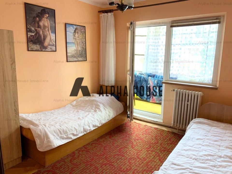 Apartament 4 camere decomandate zona Rahova