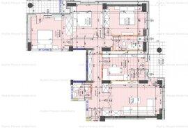 Apartament 4 camere decomandat zona Mihai Viteazul