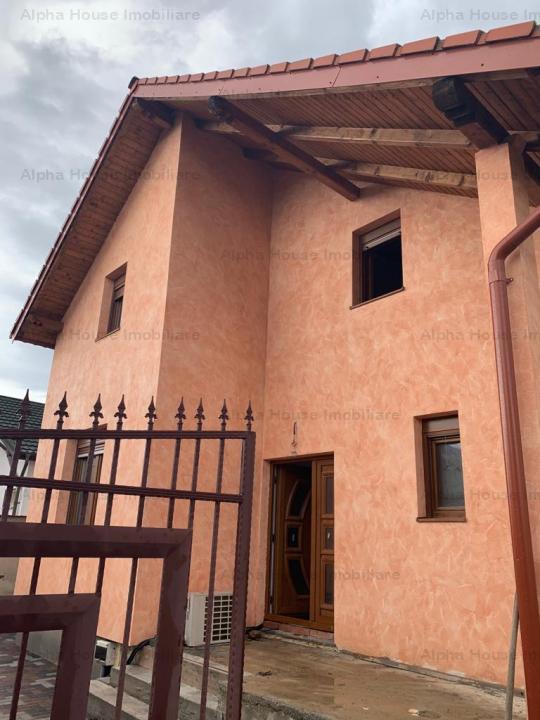 Casa individuala in Selimbar zona Brana