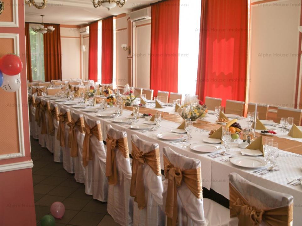 Pensiune cu restaurant si sala de evenimente, in zona Padurea Dumbrava