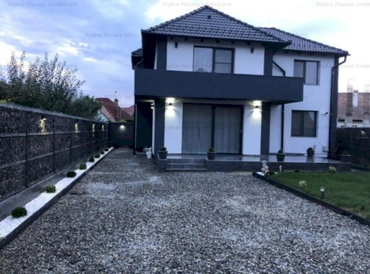 Casa noua in Selimbar