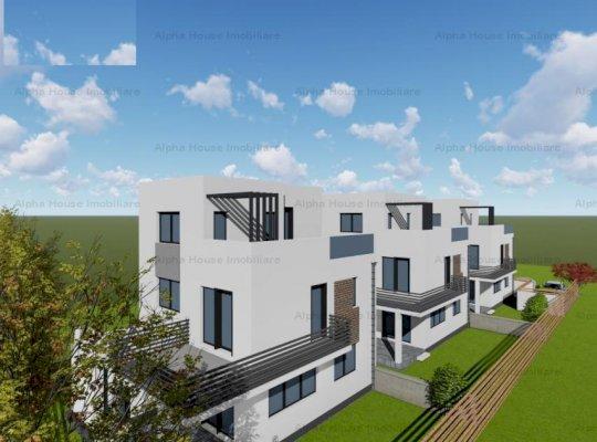 Casa single moderna  Selimbar