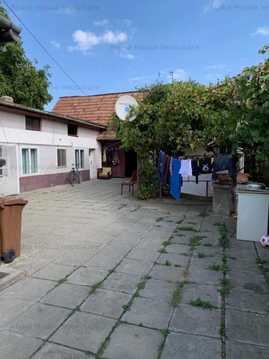 Casa teren+1390mp  Selimbar str Mihai Viteazul