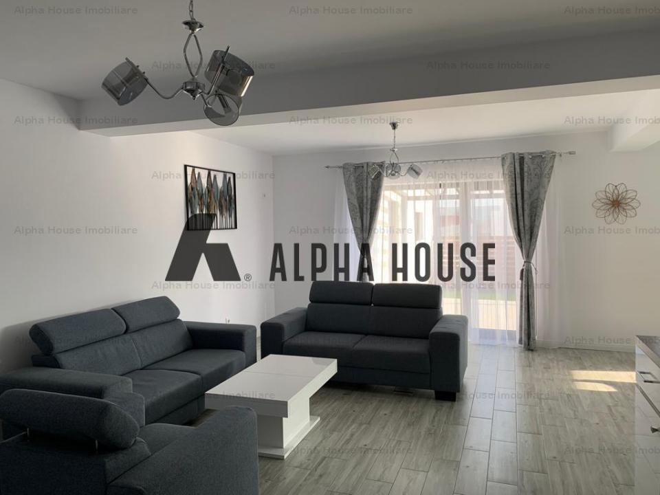 Casa moderna de inchiriat in Selimbar