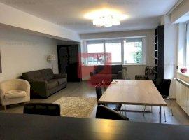 Apartament 3 camere    Floreasca    103 mpu    50 mp curte proprie