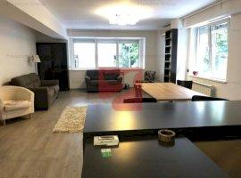 Apartament 3 camere || Floreasca || 103 mpu || 50 mp curte proprie