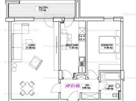 Apartament 2 camere Titan- 1 Decembrie 1918, sec. 3