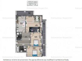 Apartament 3 camere Titan - Metrou 1 Decembrie 1918