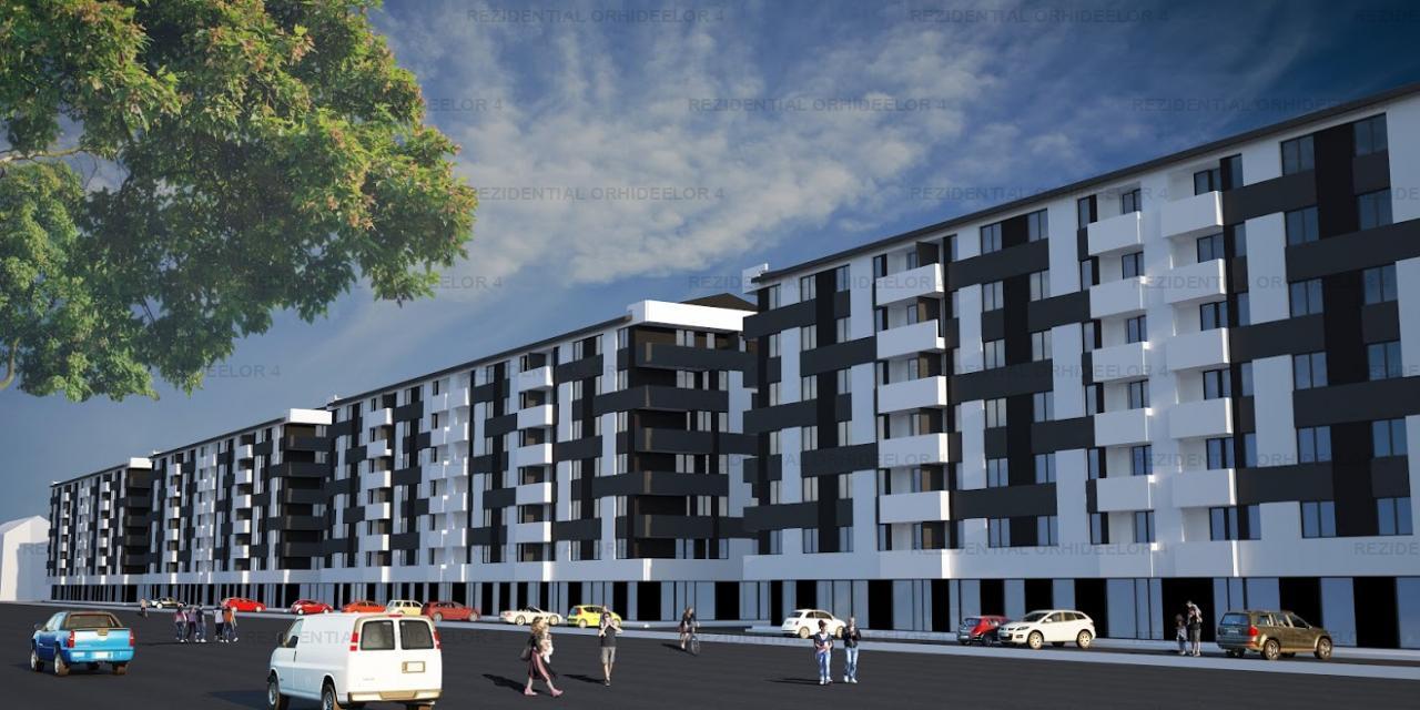 Apartament 2 camere, lift,parcare,decomandat, Chiajna