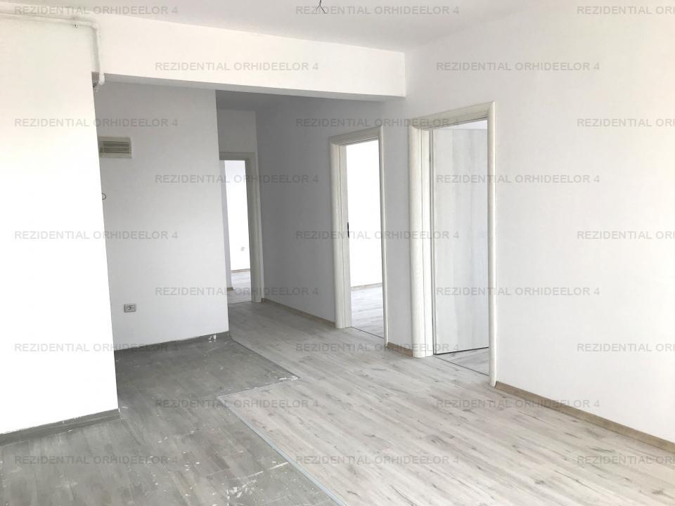 Apartament 4 camere, Zona Militari Residence,bloc nou