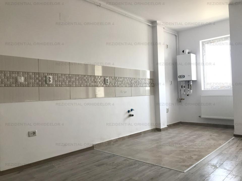 Apartament 2 camere, parcare, lift,etaj intermediar, Chiajna