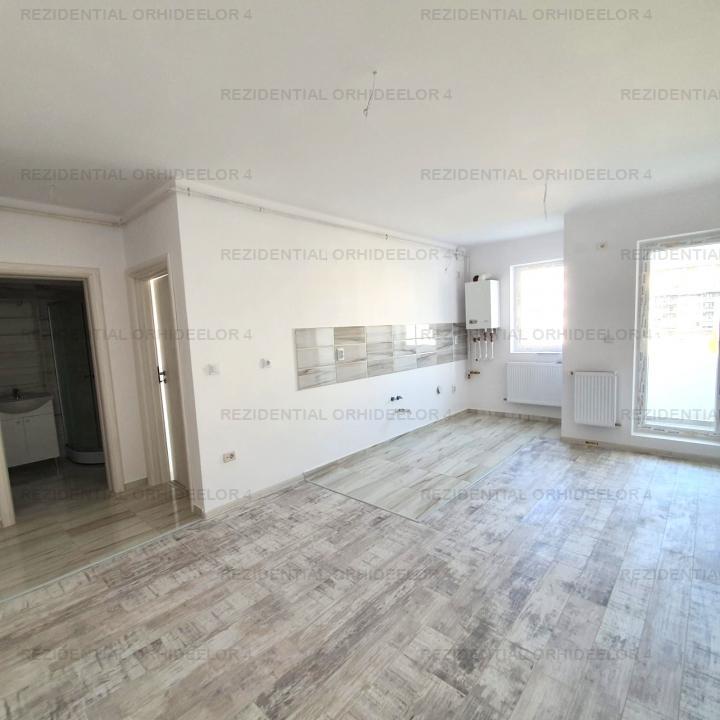 Apartament 2 camere, semidecomandat,parcare,Chiajna