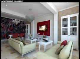 Apartament in bloc nou strada Ozanei