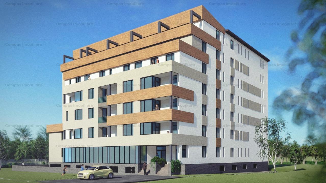 Apartament nou 4 camere strada Ozanei
